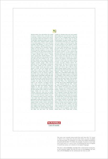 Scrabble-A