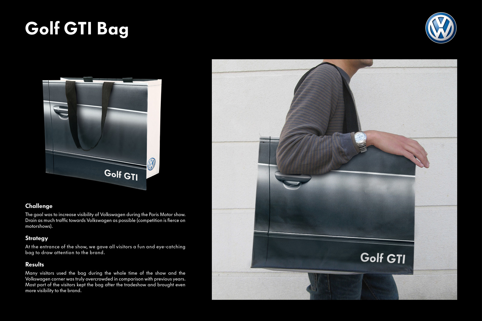 Volkswagen Golf GTI Bag