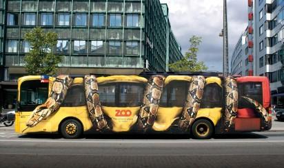 Zoo snakeBus 412x245