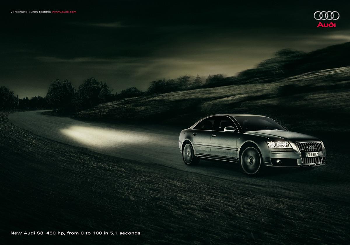 Audi S8 Gallery