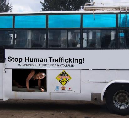 iom_stop human traffic