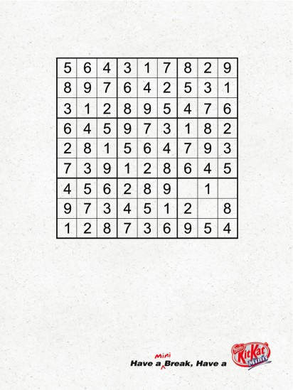 mini-sudoku