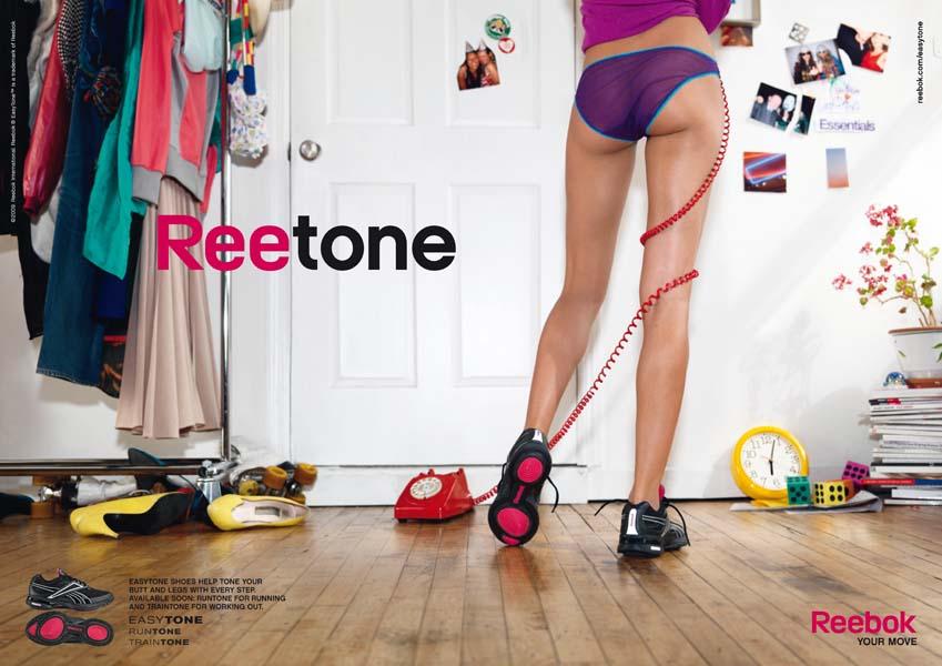 reebok retone