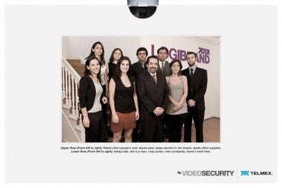 supraveghere video la locul de munca