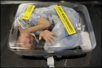 woman-in-suitcase