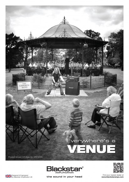 everywheres a venue bandstand
