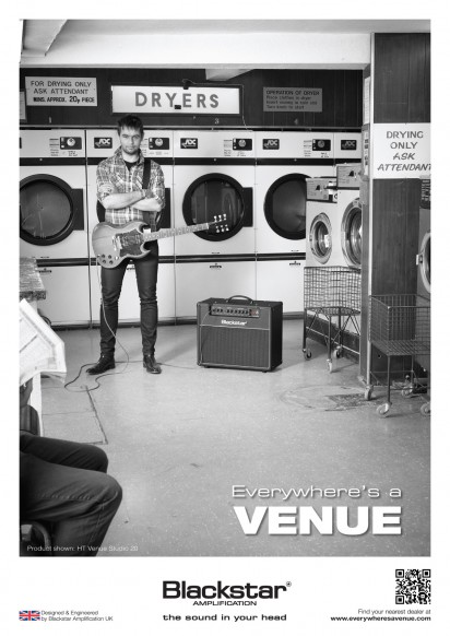 everywheres a venue laundrette