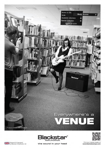 everywheres a venue library