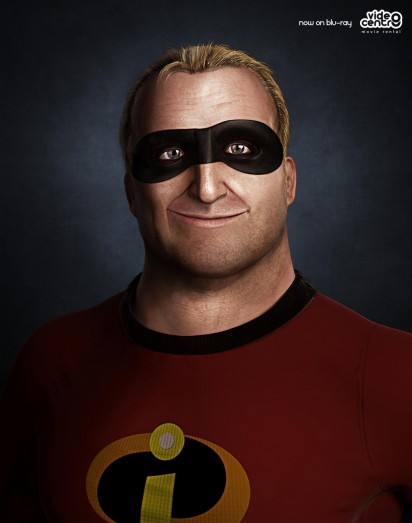 video rental store mr incredible large 28410