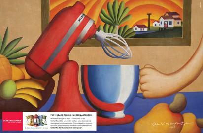 kitchen aid br modernism