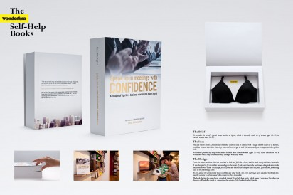 wonderbra books business