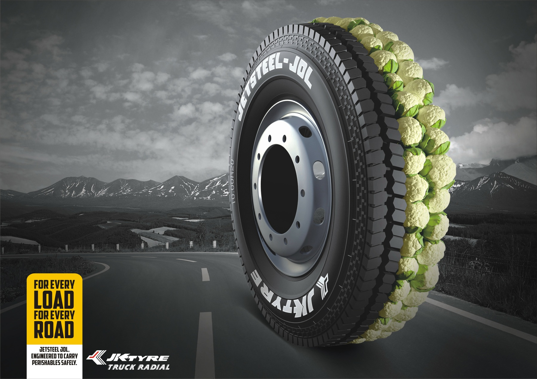 Tyre on pinterest print ads advertising agency and for Garage ad pneu